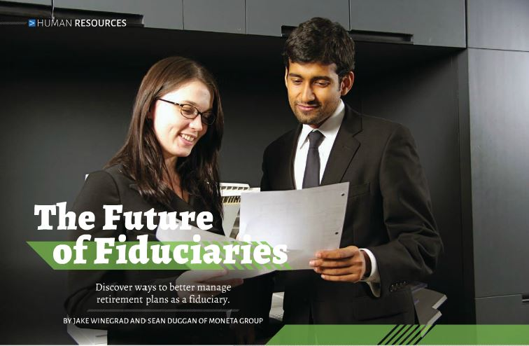 Feature Article: The Future of Fiduciaries