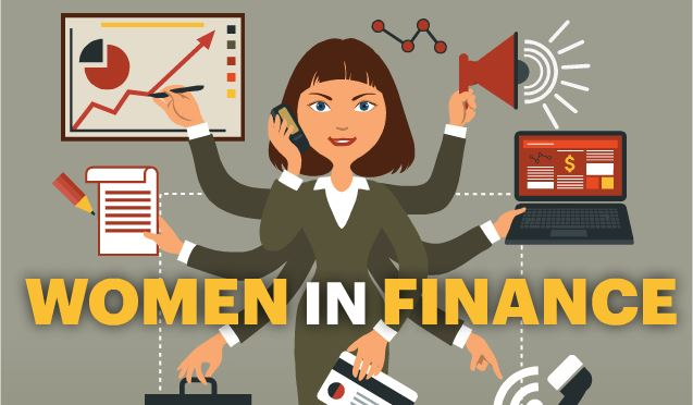Image result for women in finance