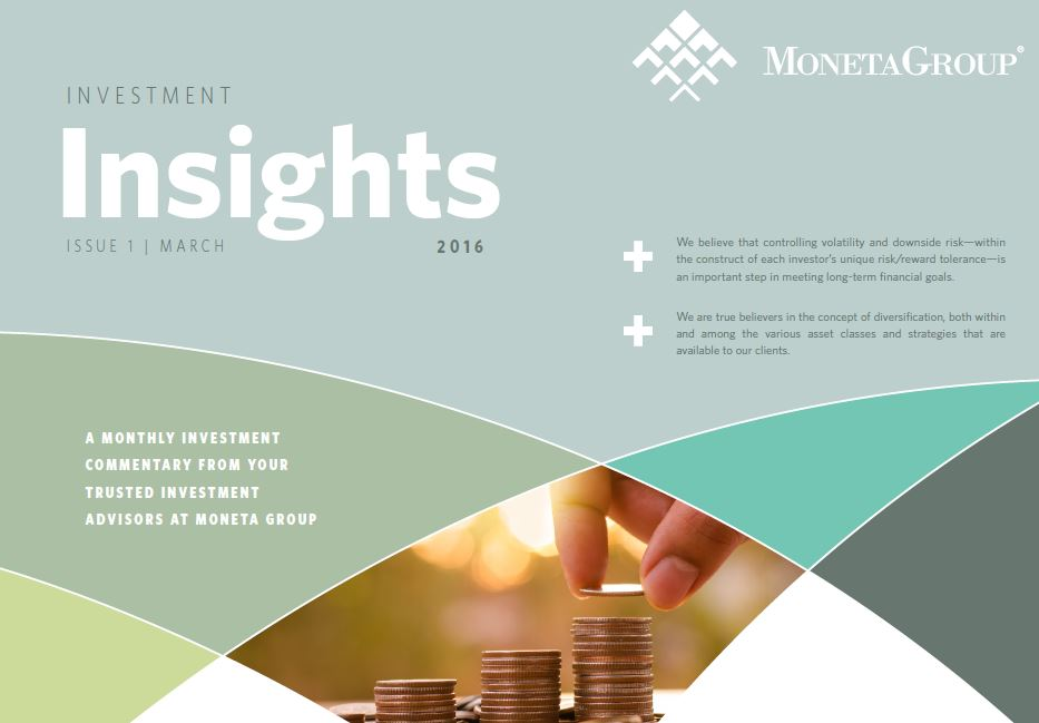 Moneta Investment Insights Magazine