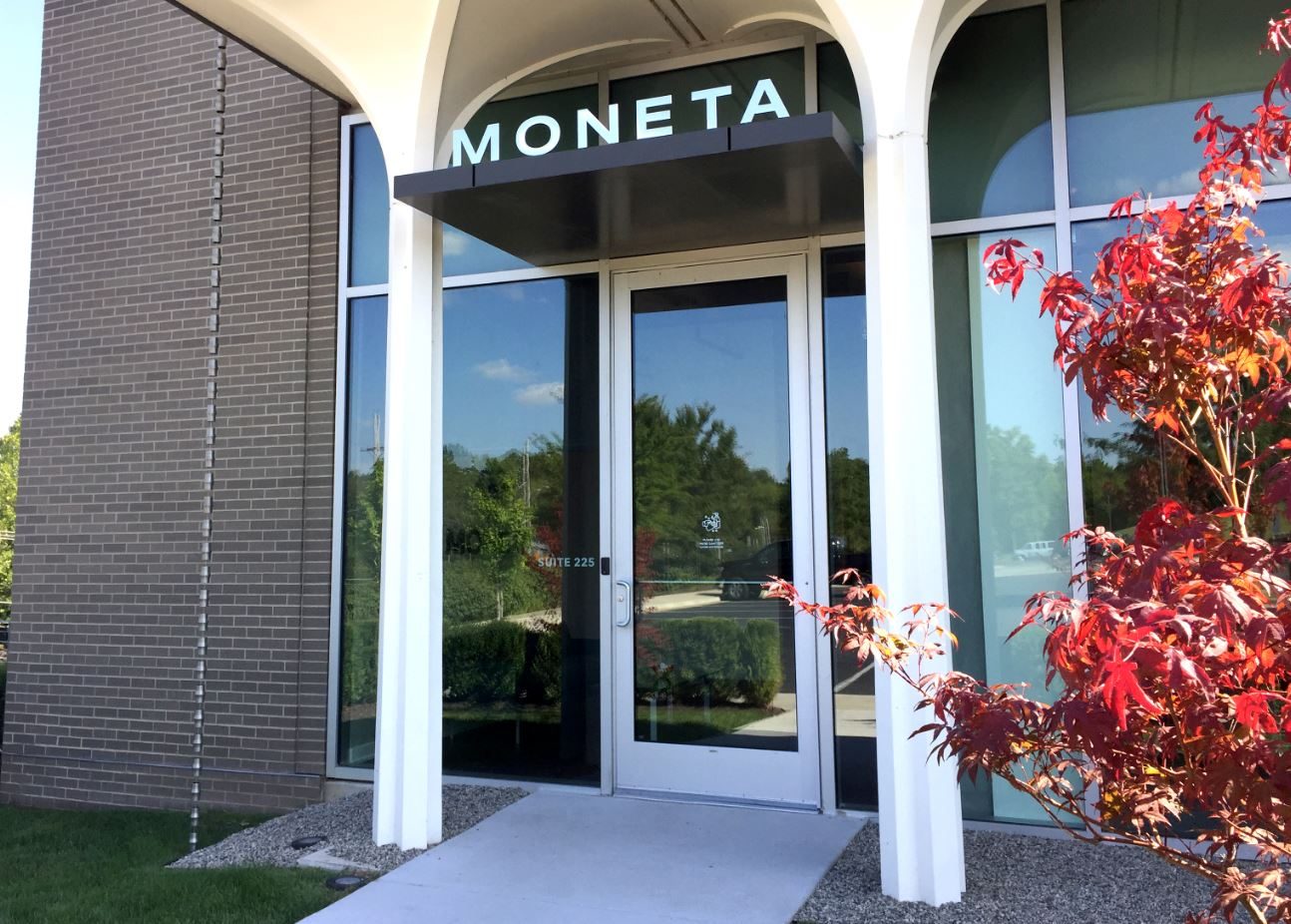 Moneta financial advisors Kansas City office
