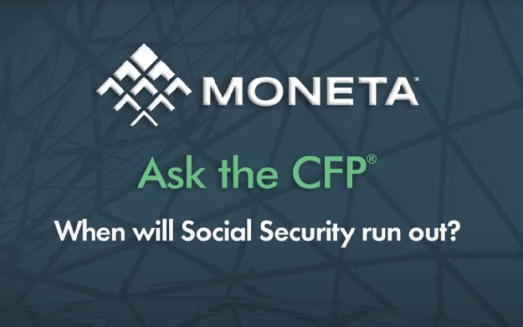 Ask the CFP: When will Social Security run out?