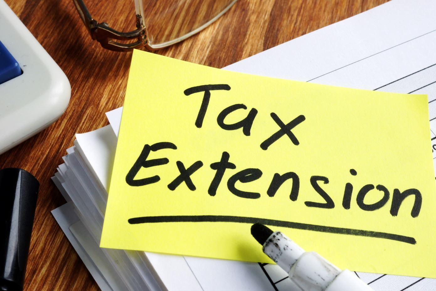 Tax Day Filing Deadline Extension